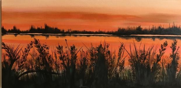 Mississippi Sunset #4